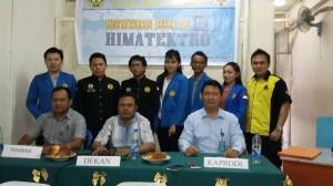 Himatektro UTSU Sukses Gelar Mubes ke-III
