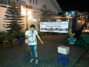 """Satu Hati untuk Sangihe, UTSU Hadirkan Mongol """"Standup Comedy"""""""