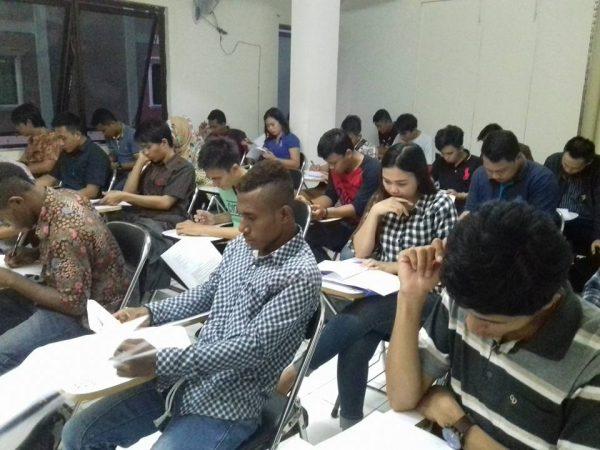 Test Seleksi Masuk UTSU Gelombang ke 2 Tahun 2016