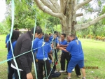 outbound hari ke 3 Bismaba