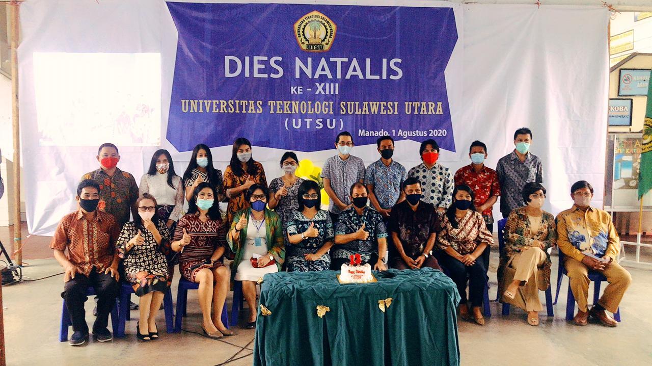 UTSU Peringati Dies Natalis ke-XIII di Tengah Pendemi Covid-19